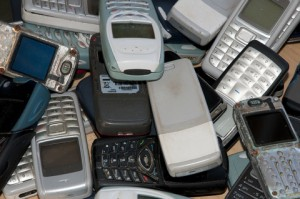 recycle cell phones