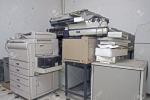 office electronic recycle
